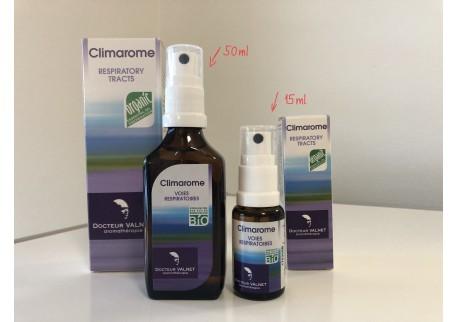 aromaterapie climarome přírodní inhalant