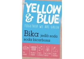 yellow & blue bika Soda Bikarbona Jedlá soda 100g