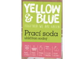 yellow & blue prací soda 100g
