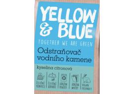 yellow & blue kyselina citrónová - odstraňovač vodního kamene 100g