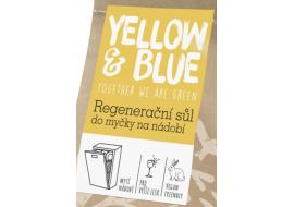 yellow & blue regenerační sůl do myčky na nádobí 100g