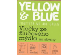 yellow & blue vločky ze žlučového mýdla 100g
