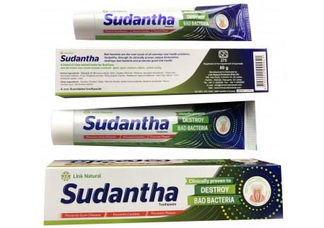 zubní pasta Sudantha